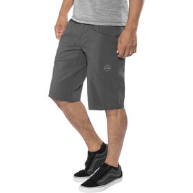 La Sportiva Belay Pantalones cortos Hombre, carbon